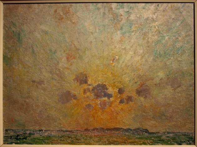 Emile Claus, 1905